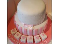 Glasgow Cakes for all occasions by Valerie