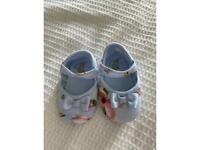 Baby girl Ted Baker shoes