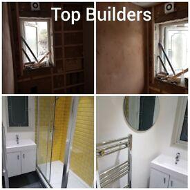 UK Top Builders