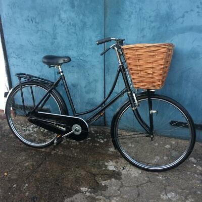 Pashley Princess Ladies Bike - Black with Basket