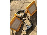LED Floodlights 110v