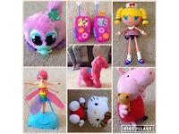 Toy bundle - job lot toys.