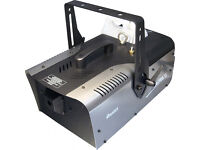smoke machine with Timer (Z-1200II) £279 + fluid worth £26 org box