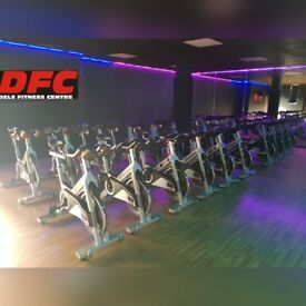 20 Commercial Spin Bikes excellent condition