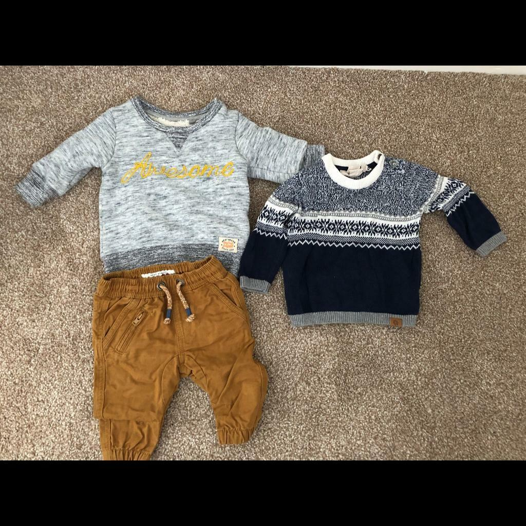 9ab7f72c7 Bundle of boys clothing - 3-6 Months - Variety of items | in Ballinderry ...