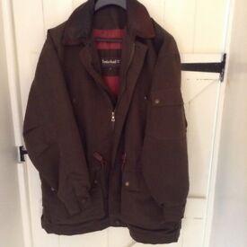 Timberland men's goretex coat size large