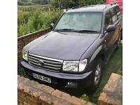 Landcruiser amazon 4.2 td