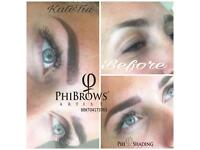 Phi Brows Artist 🖤Microblading Cheltenham 💎🔝Ombre & HD Eyebrows