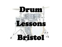 Drum Lessons in Bristol - first lesson free, all ages/levels