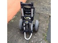 Powakaddy Quattro golf trolley