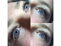 Sale £28! Individual eyelash extensions - looking for Brow models as well!