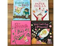 4 x children books