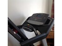 Pro-form performance running machine which is in excellent condition , only used twice.
