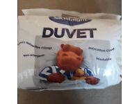 Silentnight Duvet 13.5 Tog. (Size SINGLE)