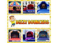 Bizzy bouncers by Danny Mulrooney