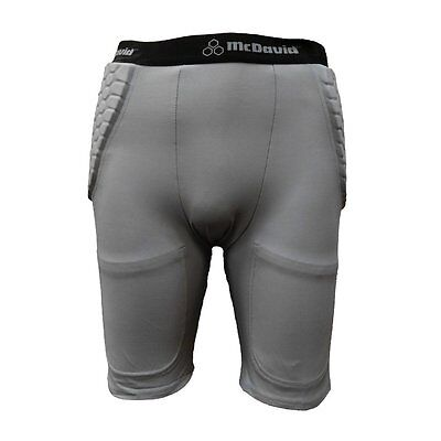 Hexpad Football Girdle - McDavid 3-Pad Pro Hexpad Football Girdle (755T) Set of 2