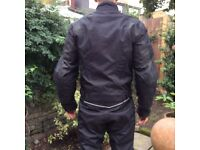 Motorcycle Jacket - Frank Thomas