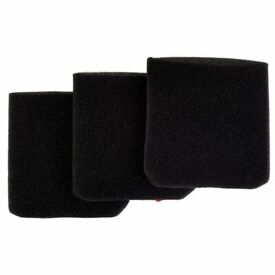 PreciseFit Heavy Duty Foam Filter 3 Pack PWF-FF