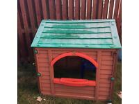 Kids garden play house