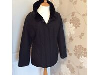 Country casual padded jacket size 18
