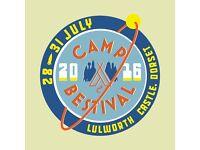 Camp Bestival Adult Weekend Pass