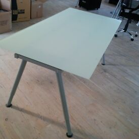 Galant glass desk/table