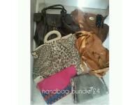 Handbag bundle £4