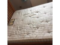 Free Double Mattress - collection only