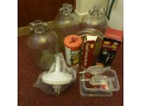 Lager brewing kit complete 21 litres lager