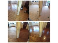 Wooden floor specialist- floor sanding, laying, renovations