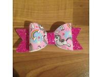 Unicorn bows