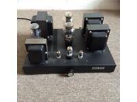 Audionote 300b valve amp