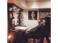 Barber position in luxury hair salon in Notting Hill Gate