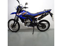 YAMAHA WR125R. ONLY 5235 MILES