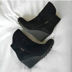 Russell & Bromley Suede Boots