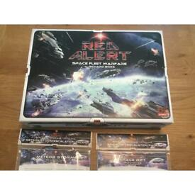 Red Alert Collection New Unplayed Board Game Command and Colors