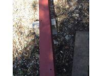 RSJ Used 145'' (368.3CM) steel RSJ beam £40.00very good condition £129.99 Cheap