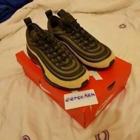 Nike Air Max 97 Ul brown/cream UK 8