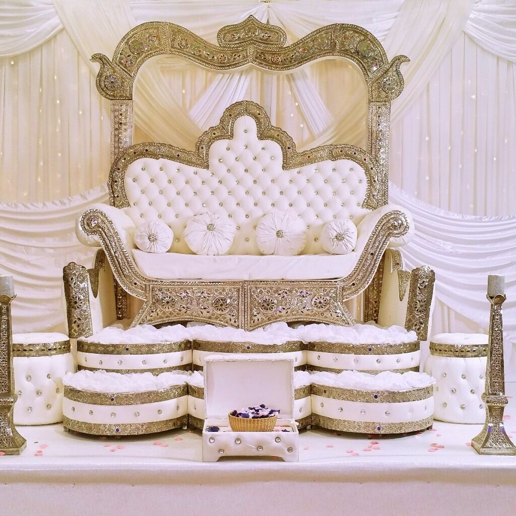 Sofa rental for wedding