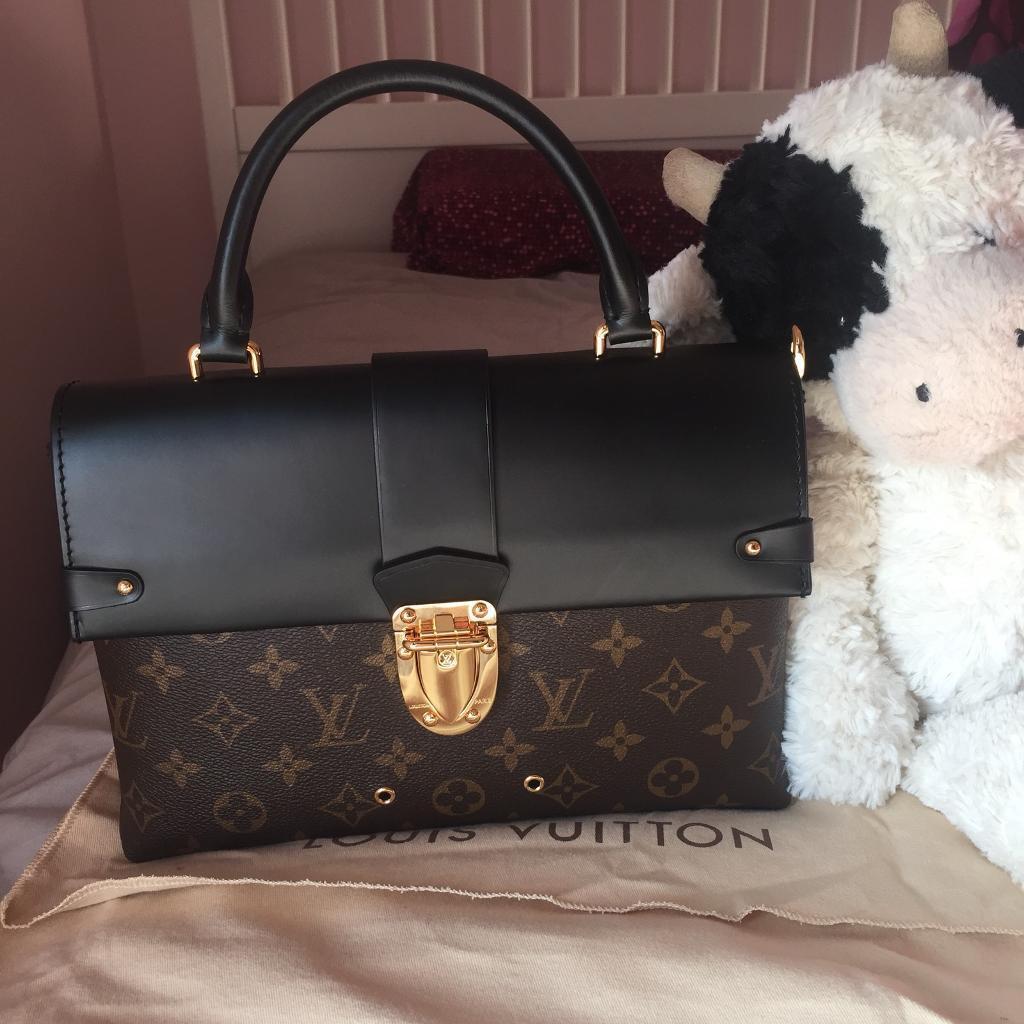 Louis Vuitton Monogram One Handle Flap Bag  afcc601970301