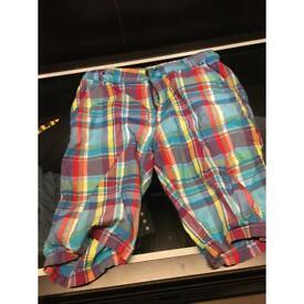 Ted Baker kids shorts