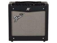 Fender Mustang I V.2 Guitar Combo Amp * Brand New *