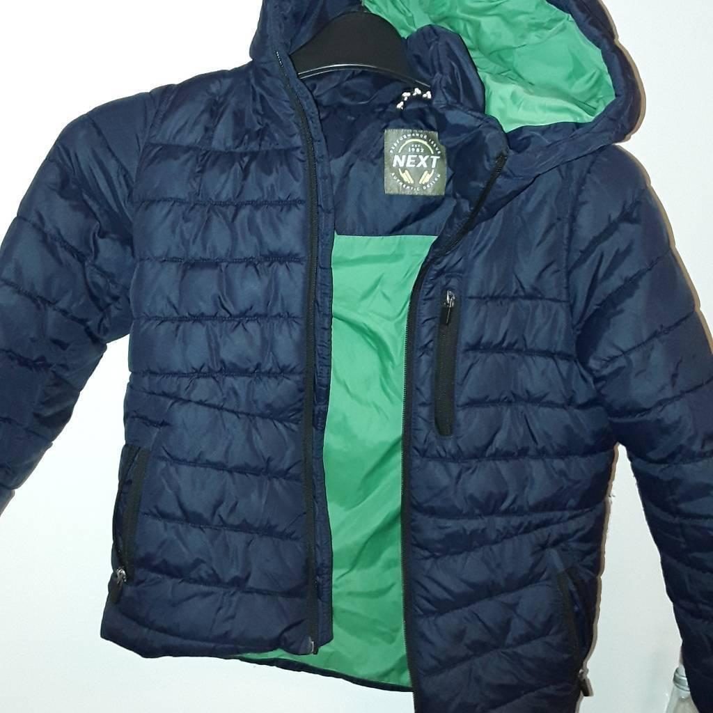 Next child's coat age 7