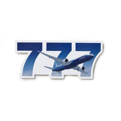 Boeing Aufkleber 777 XL Sticker