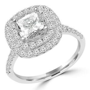 AFFORDABLE DIAMOND ENGAGEMENT RING WITH 1.35 CTW / BAGUE DE FIANCAILLES À DIAMANT ABORDABLE 1.35 CARAT TOTAL