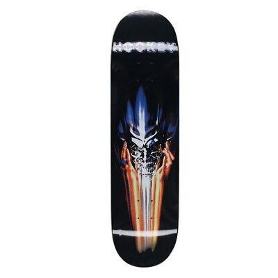 "HOCKEY BEN KADDOW Metal Mask 8.25""  Skateboard Deck Supreme F cking Awesome"