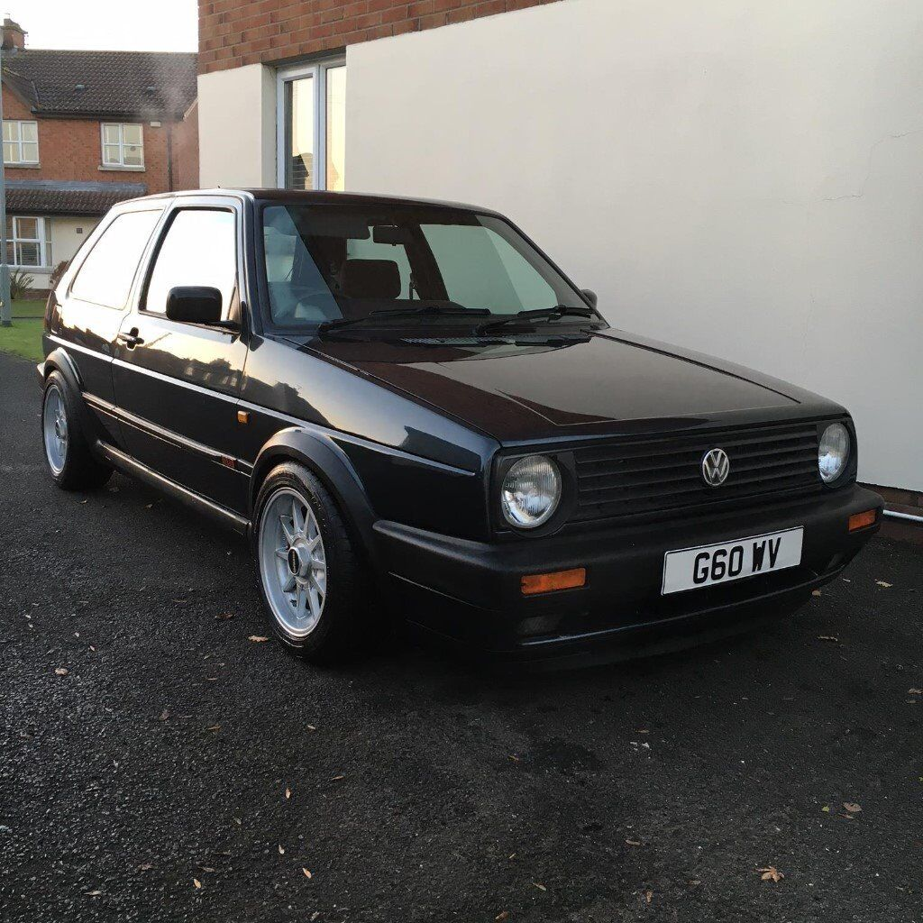 vw mk2 golf g60 in antrim county antrim gumtree. Black Bedroom Furniture Sets. Home Design Ideas