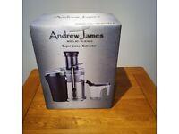 Andrew James Super Juicer Extractor