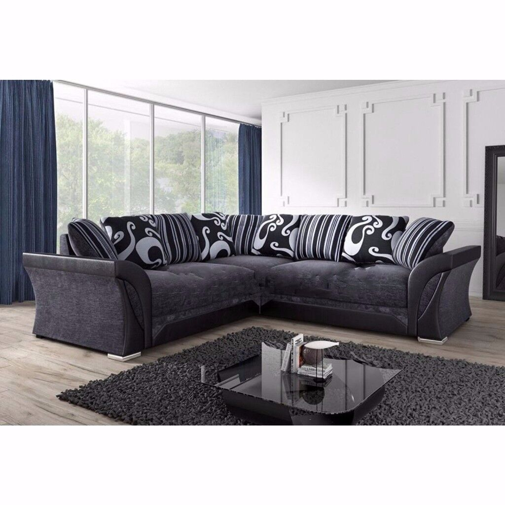Gumtree New Corner Sofas: CORNER SOFAS* 3+2 SEATER SOFA SETS * FREE 24HR DELIVERY