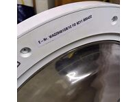 Bosch Exxcel 8 Varioperfect 8KG 1400 Spin - working but needs drum bearings.
